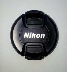 Крышка на объектив камеры Nikon
