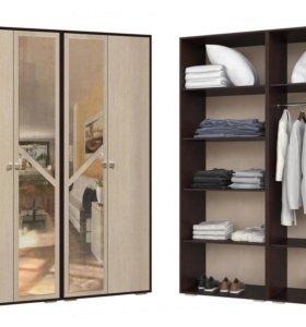 Функциональный шкаф 1.60 м.