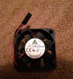 Вентилятор постоянного тока 50x50x15mm 24V DC Fan