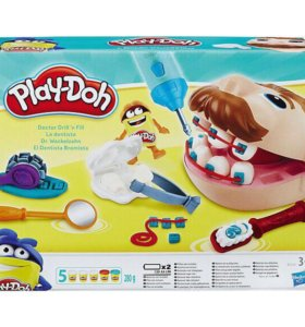 "Игровой набор Play-Doh ""Мистер Зубастик"", Hasbro"