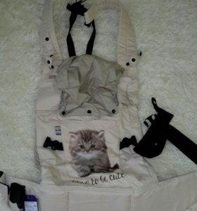 Эрго-рюкзак новый
