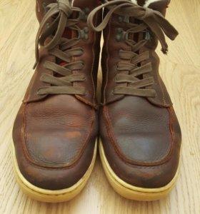 Мужские зимние ботинки Зеленоград