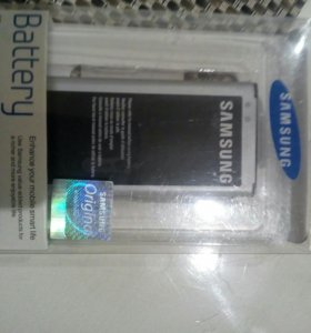 Батарея новая Galaxy Note 4 SM-N910 U SM-N910S