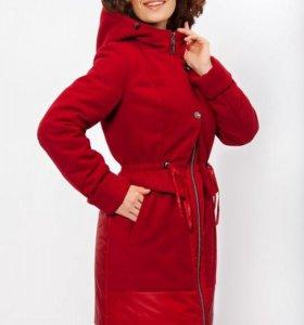 Новая зимняя куртка на тинсулейте р.52