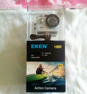 Экшн камера(4к)