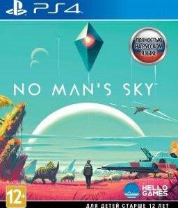 Продам No Man's Sky PS4
