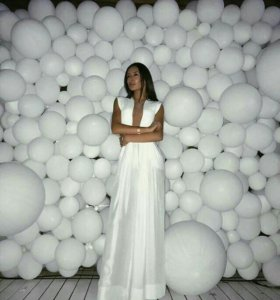 Фотозоны из шаров