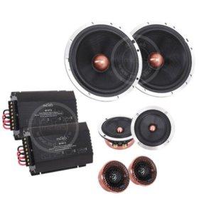 Компонентная акустика MDLab SP-A17.3D