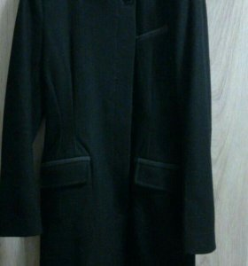 Пальто черное новое
