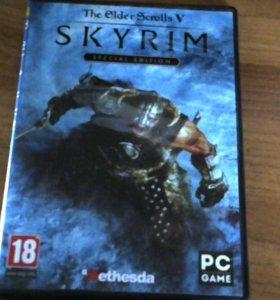 """Продаю игру ,,The Elder Scrolls V SKYRIM"""""""