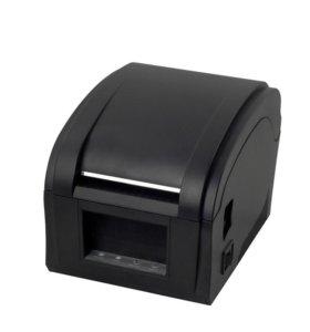 Принтер штрих-кодов, наклеек, товарных чеков