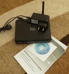 Роутер с Fi-fi D-Link Dir-300