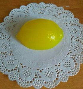 Мыло Половинка лимона