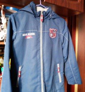 Куртка-ветровка р 123-128
