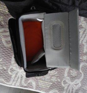 Продам сумку для фотоаппарата lowepro новая