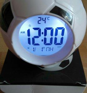Говорящие часы-будильник