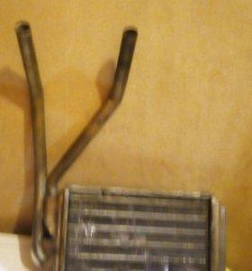 Радиатор печки медный