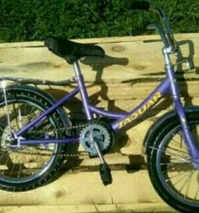 Детский велосипед Ягуар