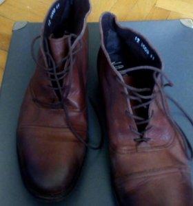 Ботинки мужские новые 45р