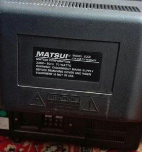 Телевизор matsui
