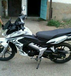 Мотоцикл RACER RC130CF