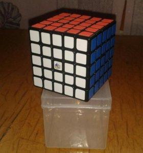 Скоростной кубик рубика 5x5