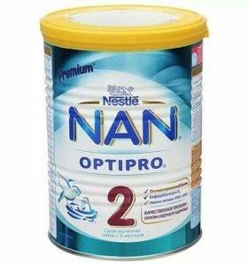 Смесь Нан 2