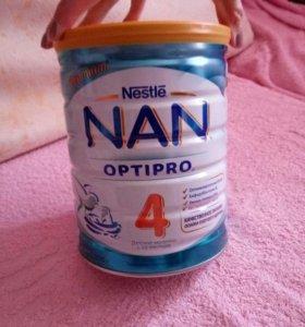 Смесь NAN 4 Optipro (с 18 мес.) 800 г