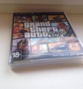 GTA 5 на PS3