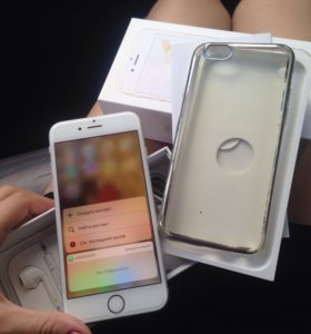 iPhone 6s (16 gb) Silver