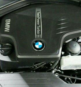 Двигатель бмв 2.0 L. N20 B20 в разборе