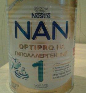 Молочная смесь NAN гипераллергенная