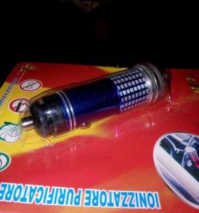 Ионизатор автомобильный 12 v.