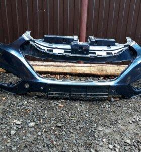 Бампер передний hyundai ax35