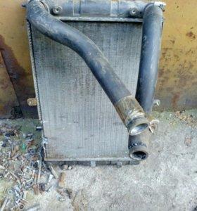 Радиатор ваз 2109-15