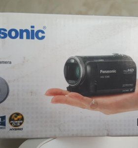 Видеокамера Panasonic HDC-SD80