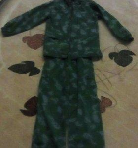 Комуфляжный костюм