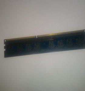 Оперативная память 2Г DDR3