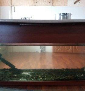 Продам аквариум 750л