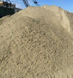 Речной песок мытый даром.Срочно!