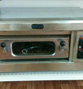 Электропечь для пиццы Ergo