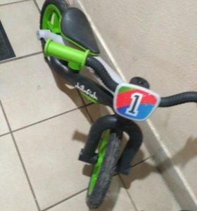Велосипед , детский от 1,5 до 4 лет