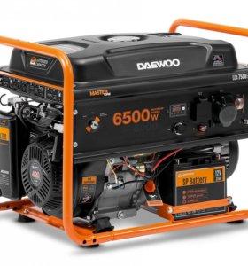 Бензиновый генератор DAEWOO GDA8500E
