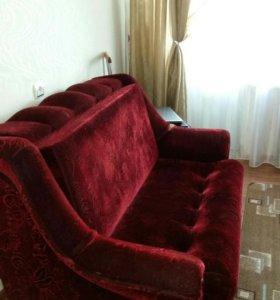 Срочно продаем диван, раскладной