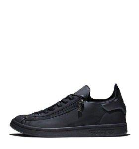 Adidas Stan Smith Y-3 Zip Black