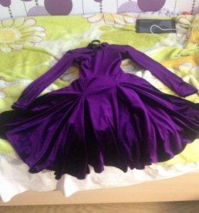 Райтинговое платье