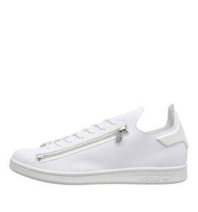 Adidas Stan Smith Y-3 Zip White