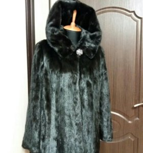Шуба норковая 48-50 греция