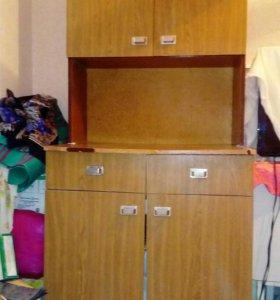 Стол со шкафом (посёлок Гигант)