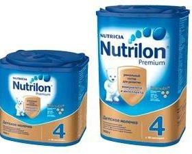 Детское питание смесь Nytrilon